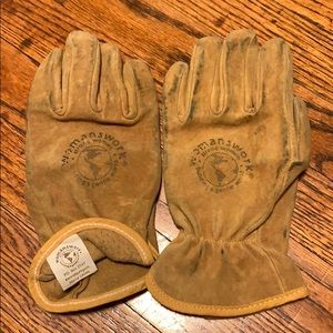 Womanswork Small Pigskin Original Work Glove